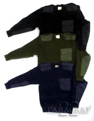 Sweter wojskowy