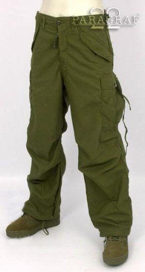 Spodnie US M65 oliv Fostex