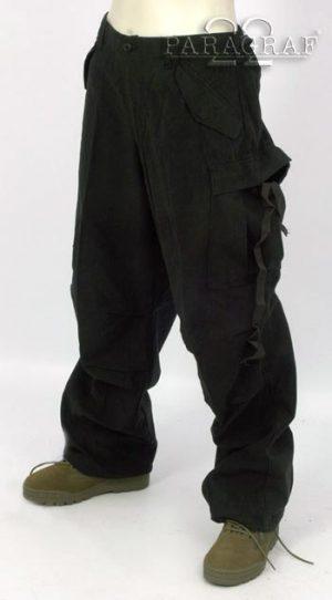 Spodnie US M65 czarne Fostex