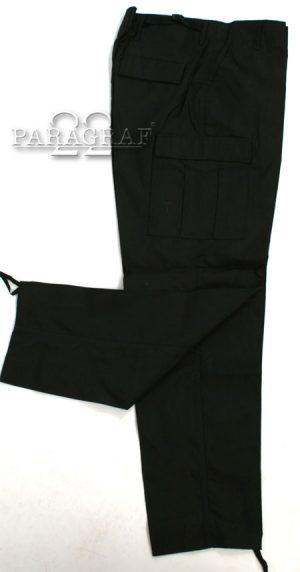 Spodnie BDU US Fostex czarne