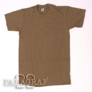 T-Shirt US G.I. brąz