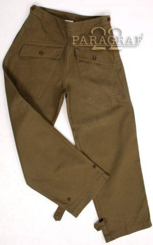 Spodnie US WWII Women WAC repro.