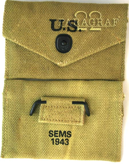 Ładownica na opatrunek US M-1942 WWII repro.