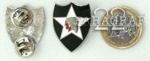 Emblemat US Army 2nd