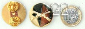 Emblemat US Army typ Infantry