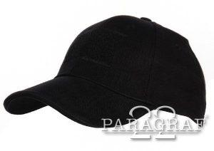 Czapka Baseball cap czarna Fostex