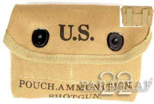 Ładownica US WWII Shotgun repro.