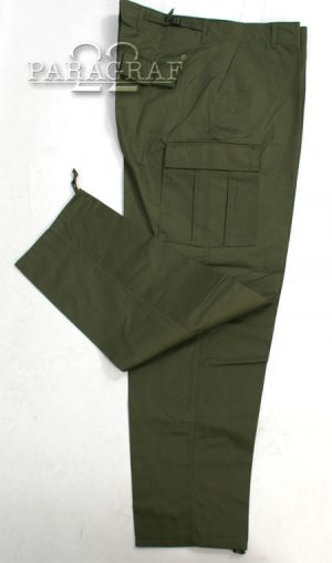 Spodnie BDU US Fostex oliv