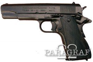 Pistolet Colt 1911 cal.45 Denix