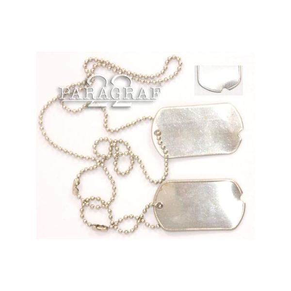Dog Tag US Army WW2 USA