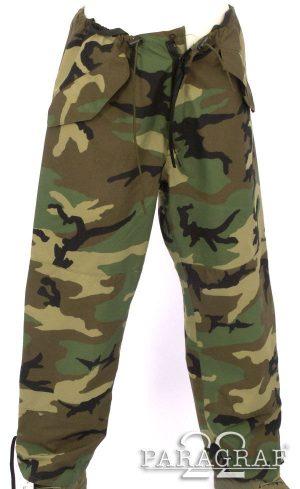 Spodnie US G.I. Gore-Tex woodl