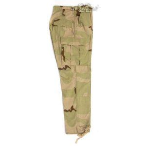 Spodnie BDU US Fostex 3-col