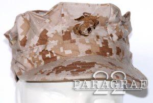 Czapka USMC G.I. Desert , Marine Corps