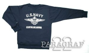 Bluza US Navy Blue repro.