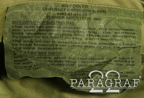 Bivy Cover GI US Army