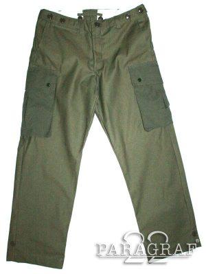 Spodnie US M43 OD repro.