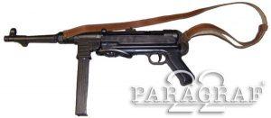Karabin MP40 Denix