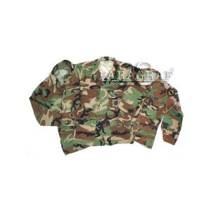 BLUZA US GI WOODLAND DEMOBIL