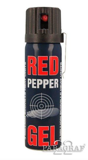 GAZ RED PEPPER GEL SHARG