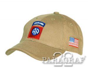 CZAPKA BASEBALL CAP 82ND