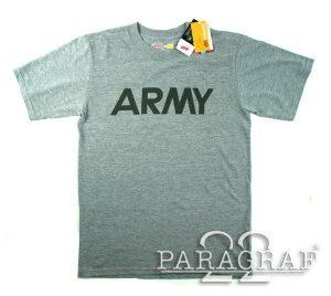 T-SHIRT US ARMY SZARY